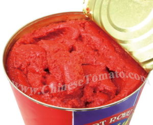 Canned and Sachet Tomato Paste Manufacturer in China pictures & photos