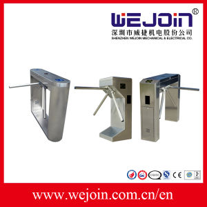 Waist Height Automatic Turnstile, Turnstile Barrier pictures & photos