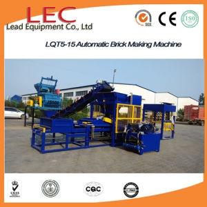 2016 New Lqt5-15 Automatic Block Making Machine pictures & photos