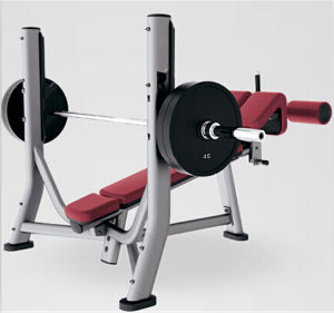 2016 Best Selling Fitness Gym Equipment Olympic Decline Bench pictures & photos