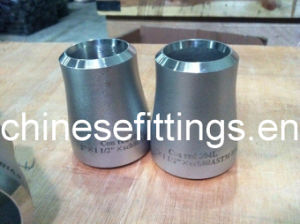Seamless Stainless Steel Butt Welding Tee Reducer pictures & photos
