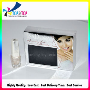 Custom Nail Polish Paper Soft Card Box pictures & photos