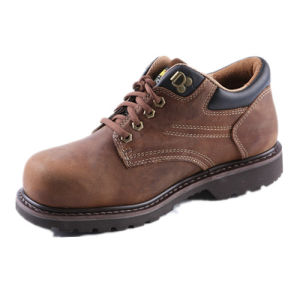 Anti-Puncture Shoe Goodyear Welted Safety Shoes