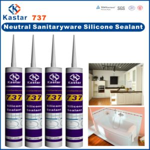 High Performance Antifungus Silicone Sealant Clear (Kastar737) pictures & photos