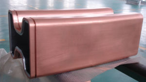 Copper Mould Tubes for CCM, Square Copper Mould Tubes pictures & photos
