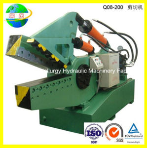 Q08-200 Hydraulic Copper Metal Shearing Machine (factory) pictures & photos