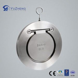 H74W Wafer Swing Type Check Valve pictures & photos