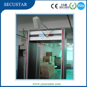 Secustar Security Metal Detectors Passed Ce and FCC Certificates pictures & photos