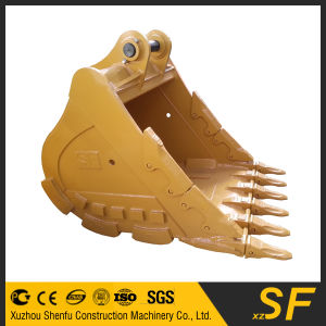 Machinery Excavator Rock Bucket, Excavator Heavy Duty Bucket pictures & photos