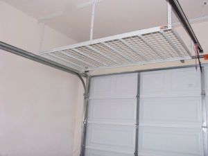 Strongest and Safest Garage Ceiling-Mounted Storage Rack System pictures & photos