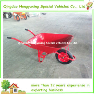 Indonesia Market Strong Wheelbarrow for Construction (WB6458)