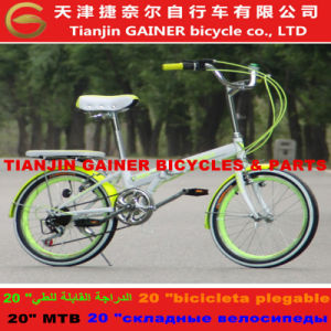 "Tianjin Gainer 20"" Folding Bike Fashionable Design pictures & photos"
