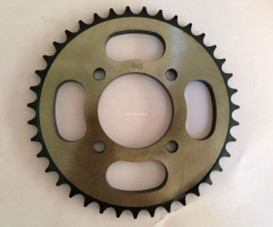 Motorcycle Gn Front and Rear Sprocket