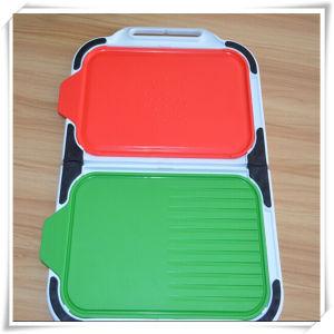Plastic Cutting Chopping Board (VK14017)