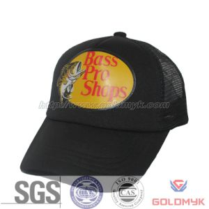 100% Polyester Trucker Mesh Cap Foam Mesh Cap (GKL-0048) pictures & photos