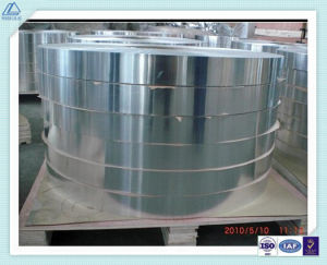 Mill Finished Aluminum Fin Strip for Glass Spacer Can Tab Cosmetical Jar