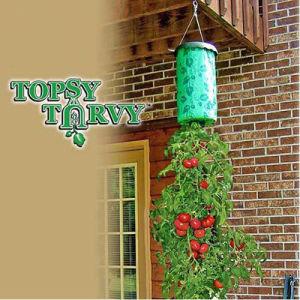 Tomato Planter, Topsy Turvy Tomato Upside Down Planter pictures & photos