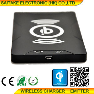 Wireless Mobile Phone Charger for Galaxy S3 Wireless Charger Qi Universal Charger pictures & photos