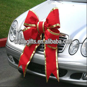 Handmade Special Bow for Cars pictures & photos