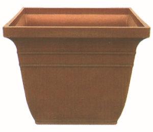Gardening Pots, Plastic Flower Pot, Imnecraft Round Flower Pot (11YD40SB)