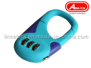 Code Lock /Password Lock / Padlock / Zinc Alloy Combination Padlock (515) pictures & photos