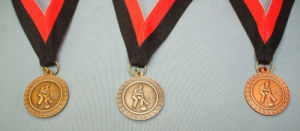 World Champion Curling Medal Neck Ribbon pictures & photos