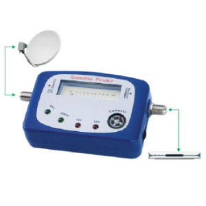 Digital Satellite Signal Meter Finder Dish W Compass (2020) pictures & photos