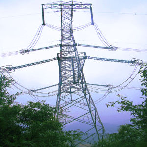 220kv Angular Power Transmission Tower pictures & photos