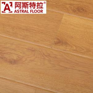 Wood Flooring/Crystal Diamond Surface (Great U-Groove) Laminate Flooring (AB2035) pictures & photos