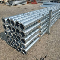 Hot DIP Galvanized Steel Pipe for Center Pivot