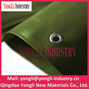 Jasper Waterproof Durable PE Woven Fabric Tarpaulin pictures & photos