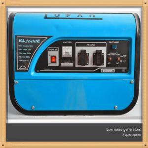 Taizhou 2.8kw Silent Household Portable Gasoline Generator Set