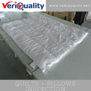 Quilts + Pillows Quality Control Inspection Service at Nantong, Jiangsu pictures & photos