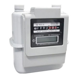 Smart Wireless Gas Meter