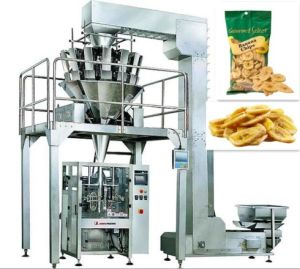 Dried Banana Automatic Vertical Packing Machine pictures & photos