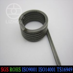 Torsion Spring, Square / Rectangular Wire Making