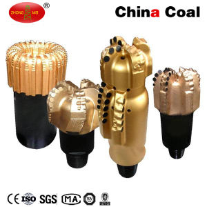 Oil Well Drilling PDC Cross Button Rock Drill Bit pictures & photos
