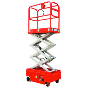 Mini Self-Propelled Scissor Type Work Platform Fjy