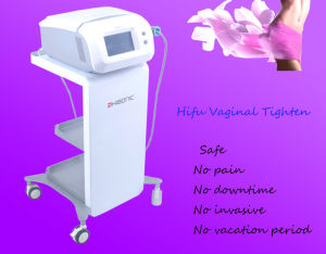 Factory Price Vaginal Tightening Vaginal Rejuvenation Hifu Beauty Machine pictures & photos