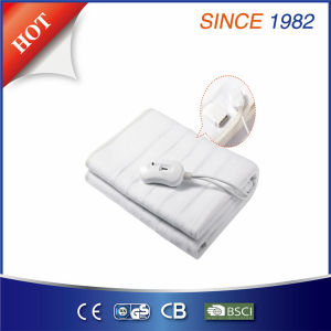 220V Ce GS CB RoHS Washable Electric Bed Warmer pictures & photos