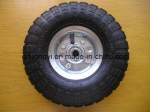 Wheelbarrow Wheel Pr1800 10X350-4 Wheel pictures & photos