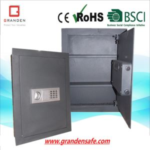 Wall Safe Box for Home and Office (UW560ES) , Solid Steel pictures & photos