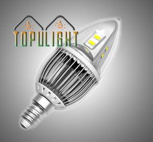 LED Candle Lamp (TP-Q65RCBC-2)