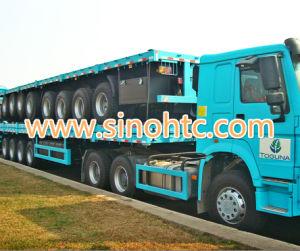 Semi trailer, 50-80 tons utility trailer, cargo trailer, truck trailer pictures & photos
