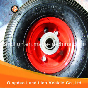 Supply Kinds of Colour Rims of Wheel for Barrow Tools3.00-4, 3.50-4, 3.50-4 pictures & photos