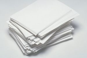 A4 Copy Paper/Double A4 Copy Paper in Prining/Office A4 Copy Paper70g/75g/80g pictures & photos