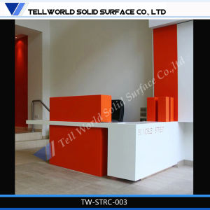 ce approved high end top white and red office deskfront deskreception counter china ce approved office furniture reception desk