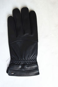 Men′s Fashion Leather Gloves (JYG-24101) pictures & photos