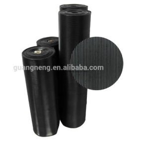 Anti-Abrasive Rubber Sheet/Rib Rubber Sheet/Natural Rubber Roll pictures & photos