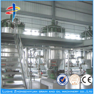 Professional Edible Oil Refinery Plant with High Oil Output pictures & photos
